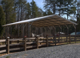 Carport Installers - Metal Building Installers - Build Metal Barns ...